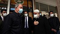 Bakan Akar ve TSK komuta kademesine Şırnak'ta yoğun ilgi