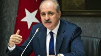 AK Parti Genel Başkanvekili Kurtulmuş: O devirler geride kaldı! Haddinizi bilin