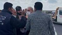 Şanlıurfa'da düğün konvoyunda yaşanan kaza sonrası kavga çıktı