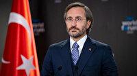 İletişim Başkanı Fahrettin Altun: Beyhude heveslerin peşine düşmeyin