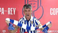 34 yıl sonra gelen kupa Real Sociedad Teknik Direktörü Algucil'i çılgına çevirdi