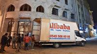 Evden eve nakliyat - Alibaba nakliyat