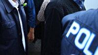 Gözaltındaki 10 emekli amiral Ankara Emniyet Müdürlüğüne getirildi
