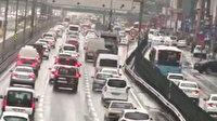 İstanbul'da kısıtlama sonrası trafik yüzde 75'i aştı