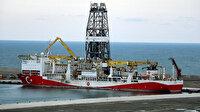 Fatih sondaj gemisi yeni arama kuyusu için yola çıktı