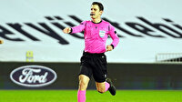 Hakemler açıklandı: Halil Umut Meler'e maç yok