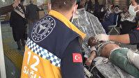 Şanlıurfa'da korkunç olay: Çıkan yangında anne öldü, 3 yaşındaki oğlu yaralandı