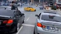 Trafikte driftin faturası ağır oldu