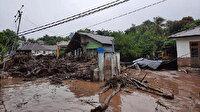 Endonezya felaketi yaşıyor: Ölü sayısı 157'ye çıktı