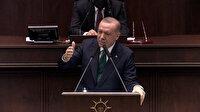 Cumhurbaşkanı Erdoğan'dan CHP'ye 'sahra hastanesi' tepkisi: Senin ona gücün yetmez, o bizim şanımızdandır