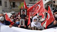 HDP önündeki 'evlat nöbeti' 583'üncü gününde: Bizi düşman kapısında ağlatma oğul