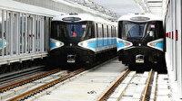 Mecidiyeköy-Mahmutbey Metro Hattı'nda çalışma nedeniyle Mecidiyeköy istasyonu geçici olarak kapatıldı