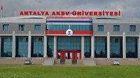 Antalya AKEV Üniversitesi 22 Akademik Personel alıyor