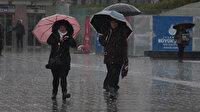 Meteorolojiden çok sayıda il için yağış uyarısı: Akşama dikkat!