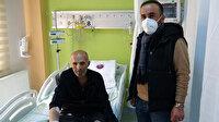 Nadiren yapılıyor: Iraklı hastanın kalp kapağı ameliyatsız değiştirildi