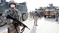 Suriye'de eller tetikte, Mehmetçik teröristlere göz açtırmıyor
