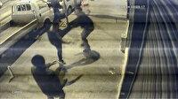 Kağıthane'de dehşet: İki husumetli arasında bıçaklı tabancalı kavga çıktı