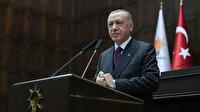 Cumhurbaşkanı Erdoğan: Darbe imalı bildirinin arkasında CHP var