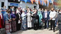 Diyarbakır'da AK Parti'ye dev katılım: 400 kişi AK Partili oldu