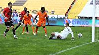 Başakşehir'den Antep'te kritik mağlubiyet: Son şampiyon ligde kalma savaşı veriyor