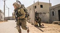 İsrail Suriye'ye karadan da girmiş