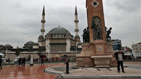 Taksim Camii'nde son hazırlıklar: Ramazan'ın son cuması ibadete açılacak