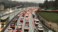İstanbul'da trafik kilit: Yoğunluk yüzde 65'e çıktı