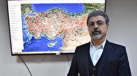 Prof. Dr. Hasan Sözbilir deprem riski en yüksek illeri sıraladı