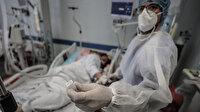 Gazze'deki koronavirüs vakalarının yükünü Türkiye'nin yaptırdığı hastane taşıyor