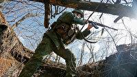 Donbas'ta sıcak çatışma: Bir Ukrayna askeri daha öldü