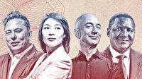 Milyarder sayısı rekor kırdı: İşte dünyanın en zengin 50 ismi ve servetleri