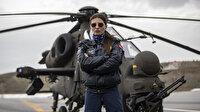 Türkiye'nin ilk kadın taarruz helikopter pilotu olarak tarihe geçti: 'ATAK' Türk polisinin gücüne güç katacak