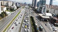 İstanbul'da yoğunluk erken başladı: Trafik yüzde 63 seviyesinde