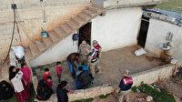 Şanlıurfa'da drone destekli kaçak sigara operasyonu