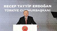 Cumhurbaşkanı Erdoğan: Gelenekle geleceği harmanlayan yeni bir devri başlatmayı hedefliyoruz