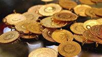 Kapalıçarşı'da çeyrek altın 742 liraya geriledi