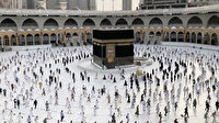 Mescid-i Haram'a 'izinsiz' girenlere para cezası