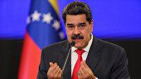 Venezuela koronavirüs aşısı almak için ABD ve İngiltere'den dondurduğu hesaplarının açılmasını istedi