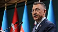 Cumhurbaşkanı Yardımcısı Oktay'dan İtalya Başbakanı Draghi'ye 'özür dile' çağrısı