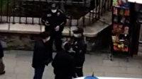Amasya polisinden yürekleri ısıtan davranış: HES kodu sorgulaması yaptıkları yaşlı kadına içecek aldılar