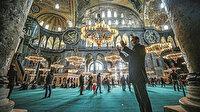 Ayasofya'da 87 yıl sonra Ramazan coşkusu
