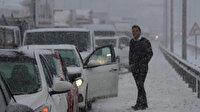 Adana-Ankara Otoyolu kaza sonrası ulaşıma kapandı