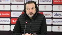 Yusuf Şimşek: Maçın sonucunu hakem tayin etti