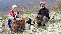 11 yıl önce boşaltılan köyde tek başlarına yaşıyorlar: Burada hastalık yok
