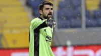 Beşiktaş'ın genç kalecisi Ersin Destanoğlu'dan Erzurumspor maçında büyük hata
