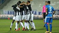 Beşiktaş Erzurum'da kritik virajı döndü: Puan farkı 7 oldu
