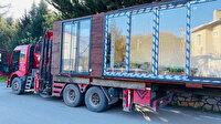 Pandeminin gözdesi Şile'de 'kaçak konteyner' savaşı