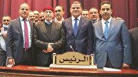 Libya'dan tam kadro ziyaret