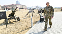Ermenistan'dan ele geçirilen ganimetlerden oluşturulan parkın açılışı yapıldı: Son gördüğü SİHA olan tankçı da var
