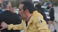 Bodrum Rallisi'ndeki kavgada kan aktı: Ünlü oyuncu Mustafa Üstündağ gözaltında
